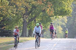 Biking in West Michigan - Holland Saugatuck Attractions