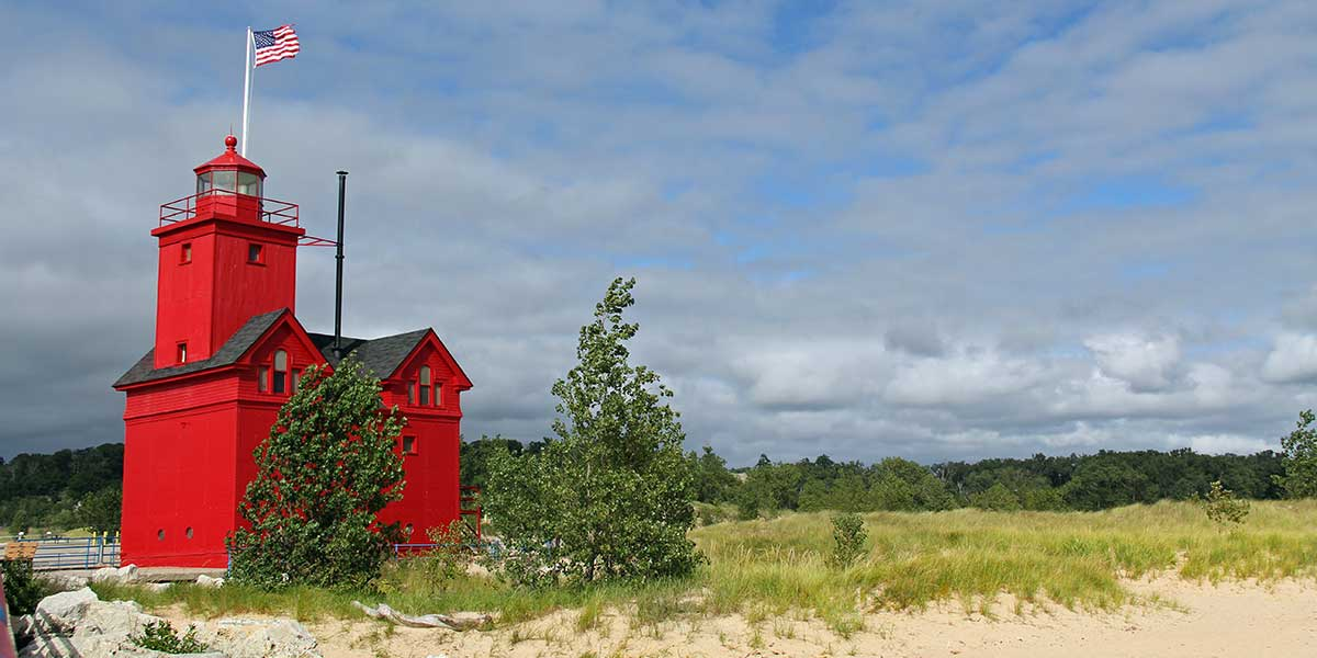 Holland And Saugatuck Lakeshore Attractions